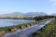 De Dam van Canilidaiyo Stock Fotografie