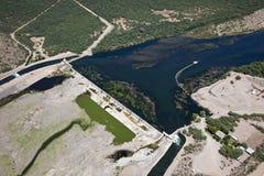 De Dam van de Ertsader van het graniet Royalty-vrije Stock Foto