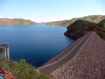 De Dam van de Ordrivier Stock Afbeelding
