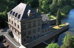 De dam van Diemel Stock Afbeelding