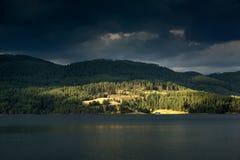 De dam van Dospat Royalty-vrije Stock Fotografie