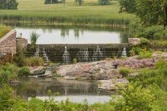De Dam van het hoopmeer Royalty-vrije Stock Fotografie