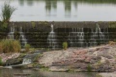 De Dam van het hoopmeer Royalty-vrije Stock Afbeelding