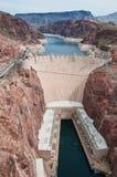 De Dam van Hoover Stock Foto