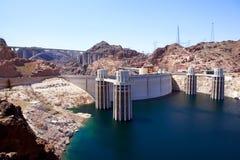 De Dam van Hoover royalty-vrije stock foto's