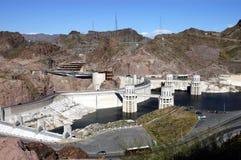 De Dam van Hoover Royalty-vrije Stock Foto