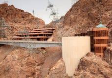 De Dam van Hoover Stock Foto's