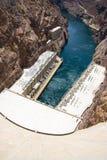 De Dam van Hoover bij Meer Powell Stock Fotografie