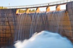 De Dam van Jezero van Rybniza Stock Foto's