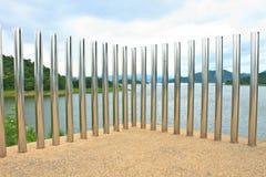 De Dam van Kaengkrachan Stock Foto's