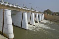 De Dam van Klong van Mae Royalty-vrije Stock Foto's