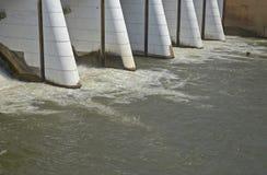 De Dam van Klong van Mae Royalty-vrije Stock Foto