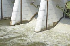 De Dam van Klong van Mae Stock Afbeelding