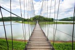 De Dam van Krachan van Kaeng royalty-vrije stock afbeeldingen