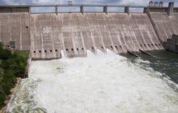 De Dam van Mansfield in 2007 Royalty-vrije Stock Foto
