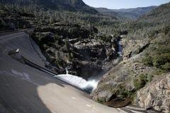 De Dam van O'Shaughnessy Stock Afbeeldingen