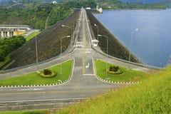 De Dam van Ratchaprapha Royalty-vrije Stock Foto's