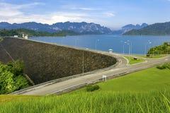 De Dam van Ratchaprapha Royalty-vrije Stock Foto