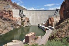De Dam van Roosevelt van Theodore Royalty-vrije Stock Fotografie