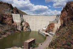 De Dam van Rosevelt Stock Afbeeldingen