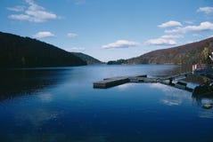 De Dam van Valiug Royalty-vrije Stock Afbeelding