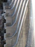 De dam van Verzasca Stock Afbeeldingen