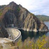 De Dam van Vidrau Royalty-vrije Stock Afbeeldingen
