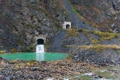 De dambouw Royalty-vrije Stock Foto's