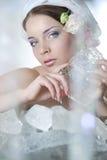 De dame-lente Royalty-vrije Stock Fotografie