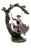 De dame van Beautifull Royalty-vrije Stock Foto