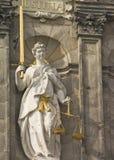 De dame van de vrijheid Royalty-vrije Stock Fotografie