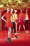 De dames vormen kleren Royalty-vrije Stock Afbeeldingen