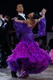 De dans beheerst 2011 Stock Afbeelding