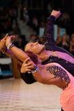 De dans beheerst 2011 Royalty-vrije Stock Fotografie