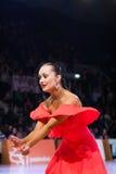 De dans beheerst 2011, Anna Firstova Stock Afbeeldingen