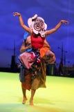 De dans een liefdeverhaal Stock Fotografie