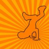 De Dans van de onderbreking [02] Royalty-vrije Stock Foto