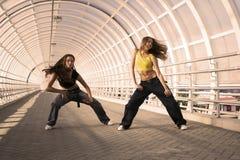 De Dans van de straat Royalty-vrije Stock Fotografie