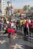 De dans van de straat. Stock Afbeelding