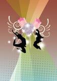De dans van de straat Royalty-vrije Stock Afbeelding