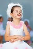 De dans van het ballet Stock Foto's