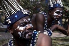 De Dans van Sidigoma Royalty-vrije Stock Foto's
