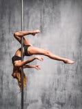 De danser Stock Afbeeldingen