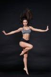 De danser royalty-vrije stock foto