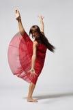 De danser Stock Afbeelding