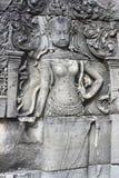 De danser van Apsara Royalty-vrije Stock Foto's