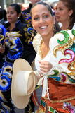 De danser van Carnaval Royalty-vrije Stock Fotografie