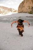 De Danser van de geest royalty-vrije stock foto's