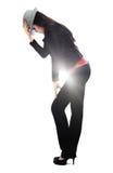 De danser van de popmuziek Royalty-vrije Stock Fotografie
