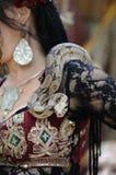 De danser van de slang Royalty-vrije Stock Afbeelding